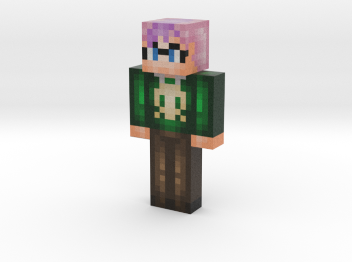 overlordtheo | Minecraft toy 3d printed