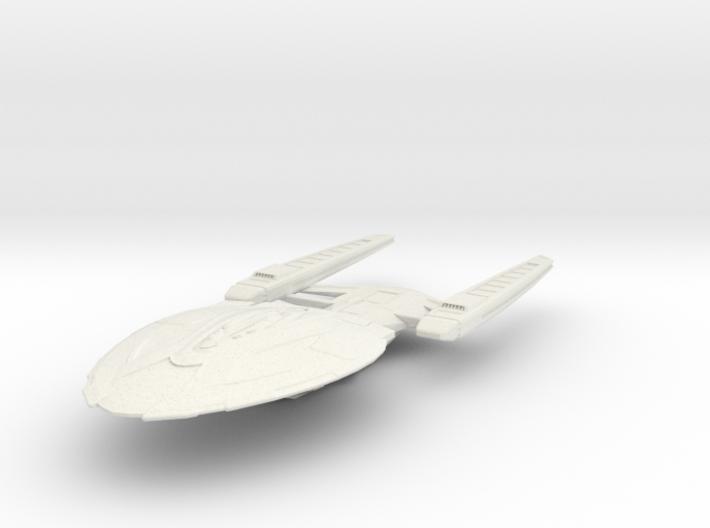 Federation Griffin Class HvyDestroyer II 3d printed