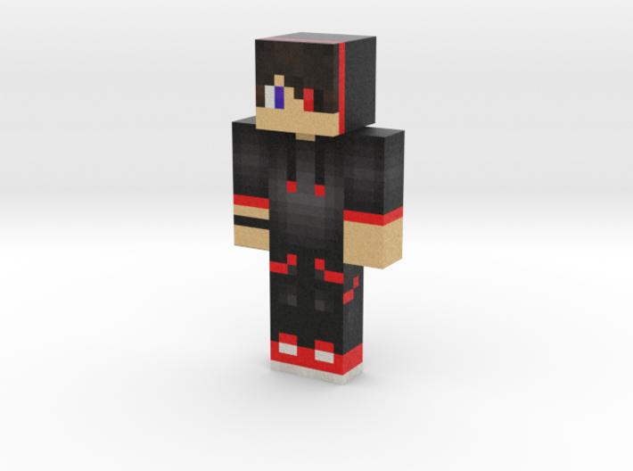 R3dstoneMaster11 | Minecraft toy 3d printed
