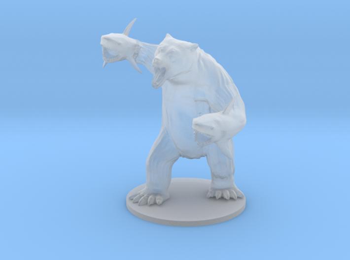 Sharkenbear 3d printed