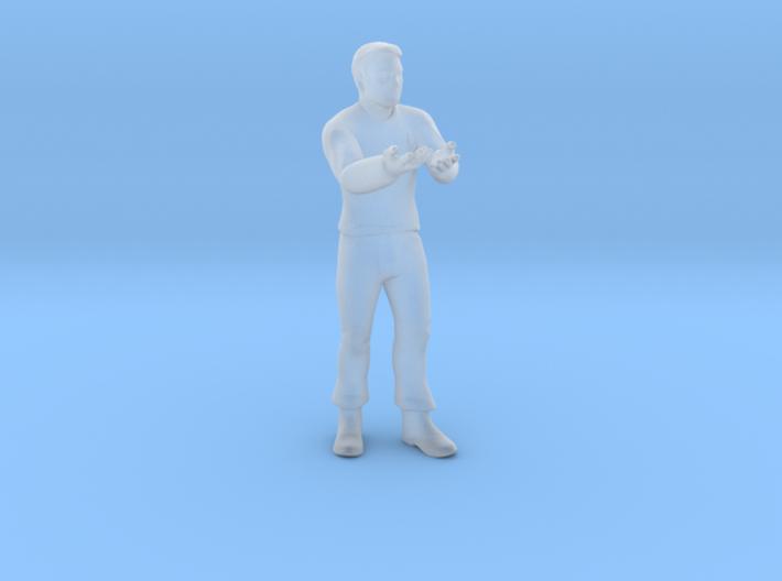 KIRK SHATNERIZING - TOS Bridge Crew 3d printed