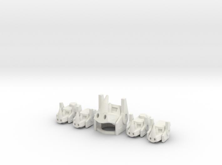 Headformer Front-a-bot 3d printed