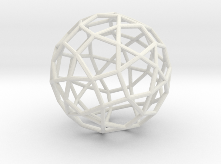 77hedron 3d printed
