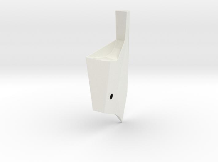 Mehmakertestpiecenotsolid 3d printed