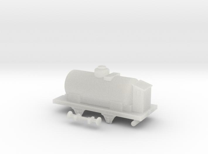 Weedkiller Tank - Nm - 1:160 3d printed