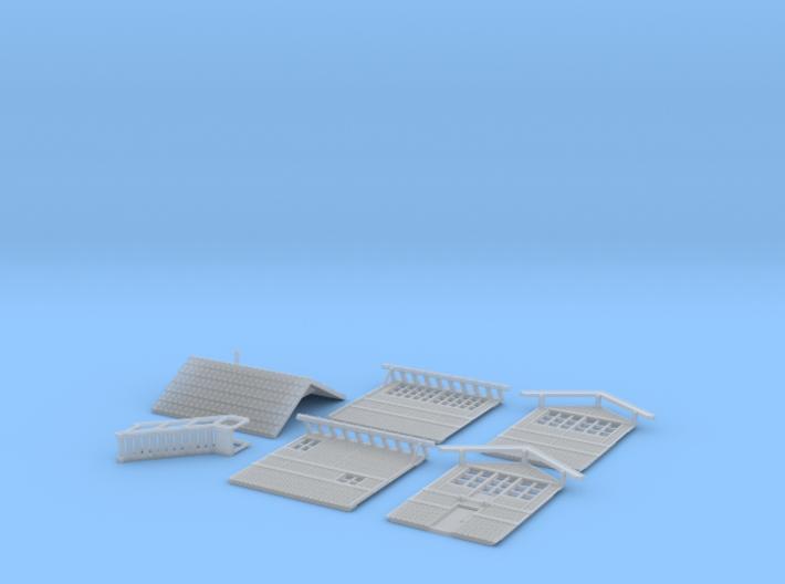ZPE03 Signal Box 3d printed