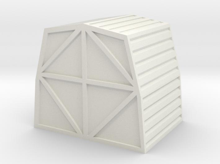 1:72 Work Bee Cargo Pod 3d printed