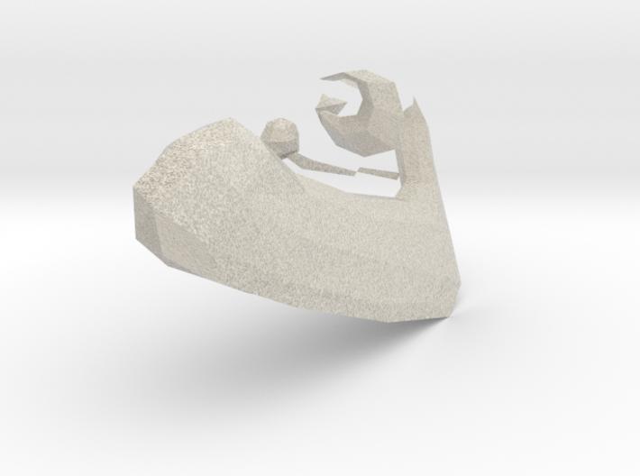 Shape1 3d printed