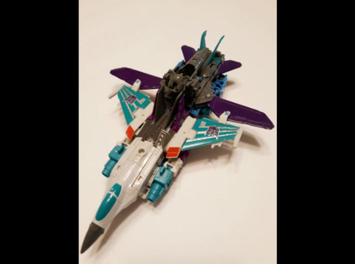 [POTP] Dreadwing Clips (3-Pack) 3d printed
