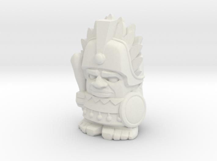 Aztecchief3DMDF 3d printed