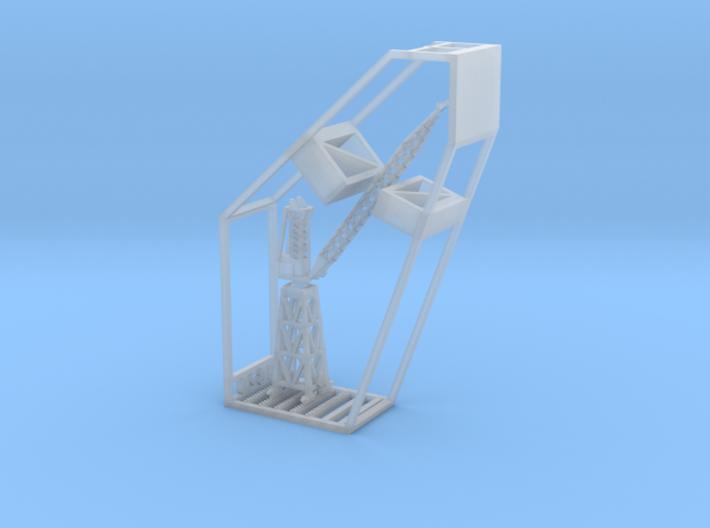 DDW_D1_1250_V2 3d printed