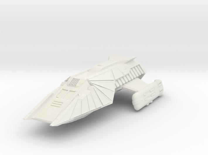 Shuttlecraft 3d printed