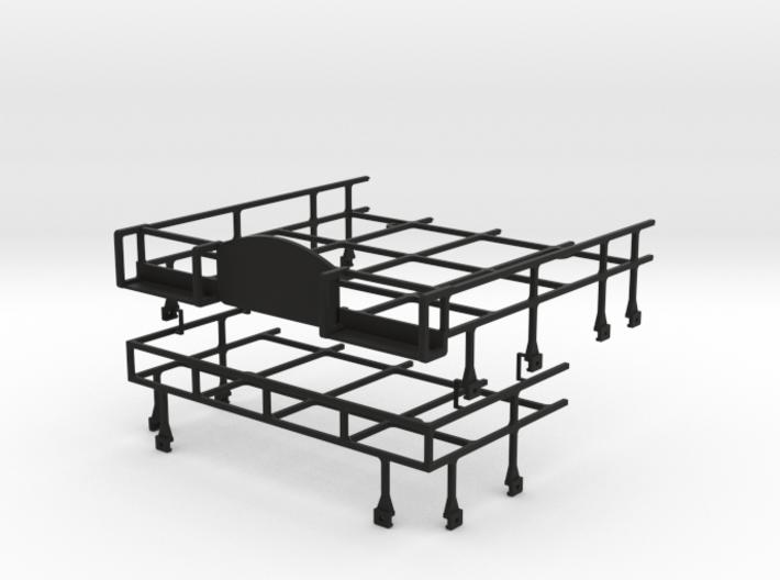 CA10004 Camel D90 Roof Rack 3d printed