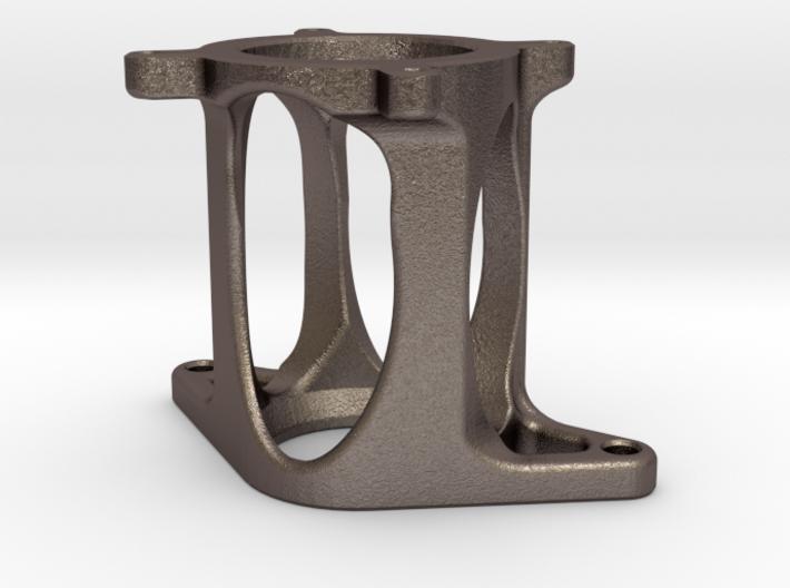 Motor mount: Nema 23 to BF16 X axis 3d printed