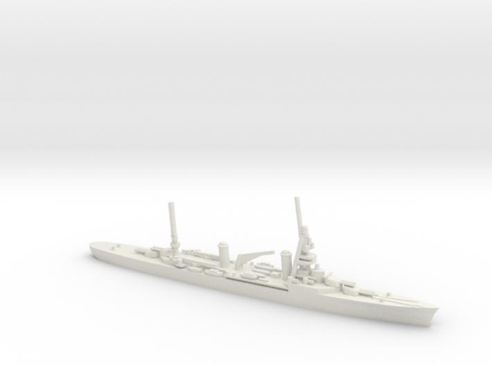 French Suffren-Class Cruiser 3d printed