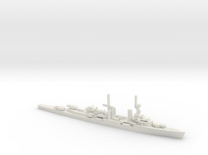 German Konigsberg-Class Cruiser 3d printed