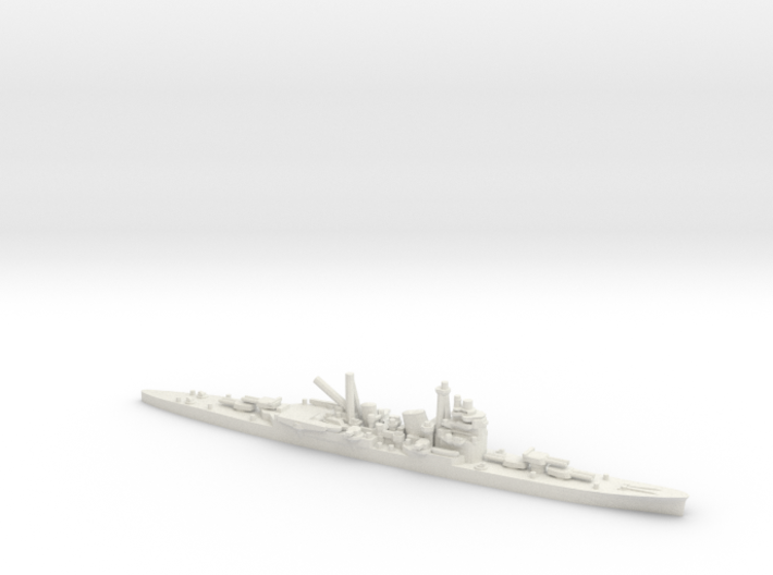 Japanese Myoko-Class Cruiser 3d printed