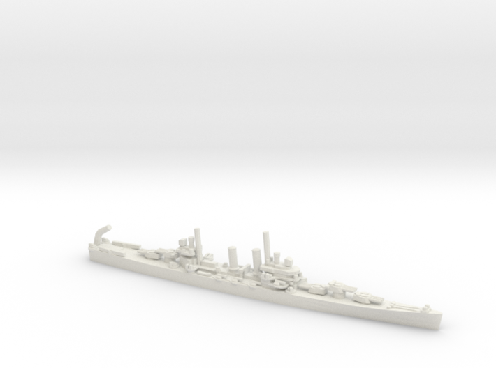 US Brooklyn-Class Cruiser 3d printed