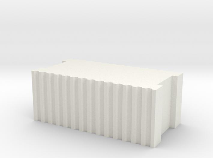 Ziegelstein / Brick 1:50 3d printed