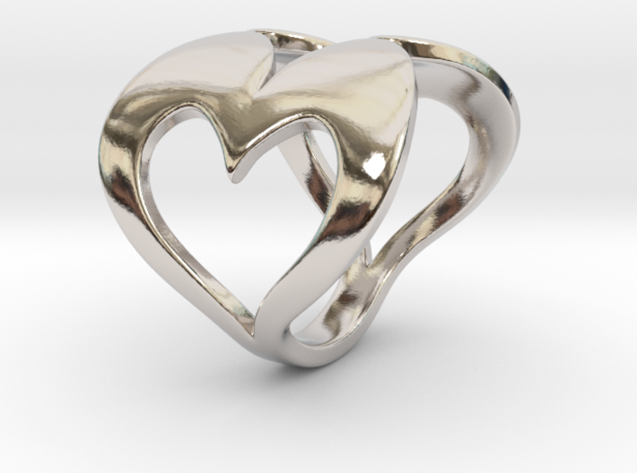 Valentin - Ring 3d printed