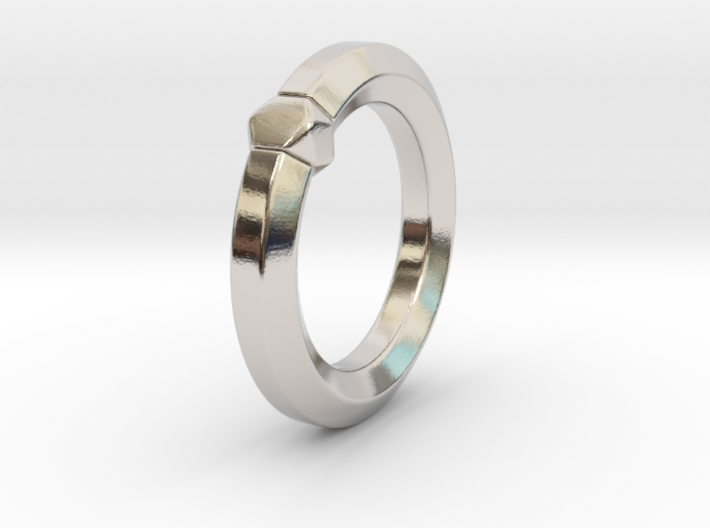Hea - Ring 3d printed
