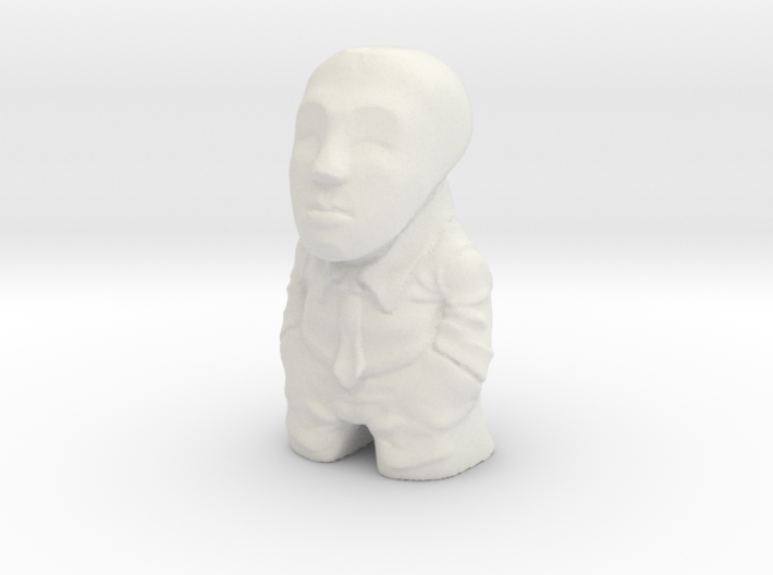 the Consultant 3d printed