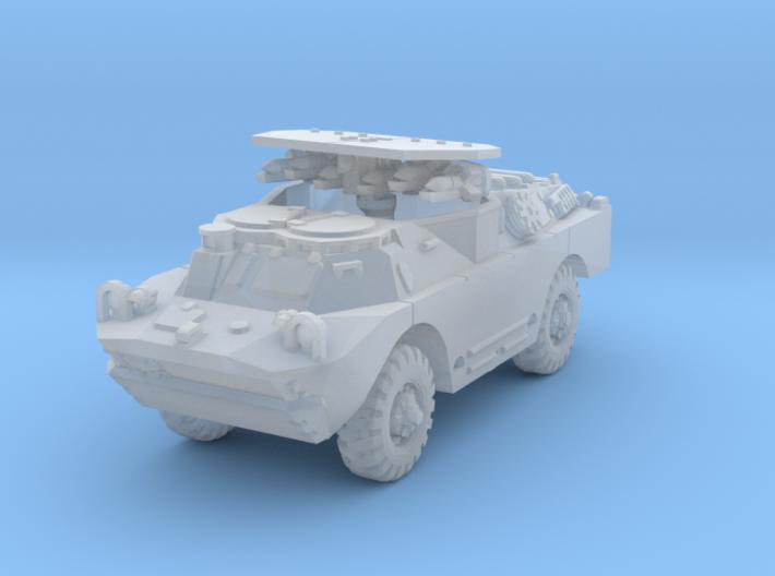BRDM 2 Sagger (open) 1/200 3d printed