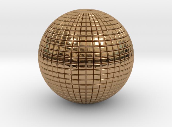 Disco Ball 3d printed