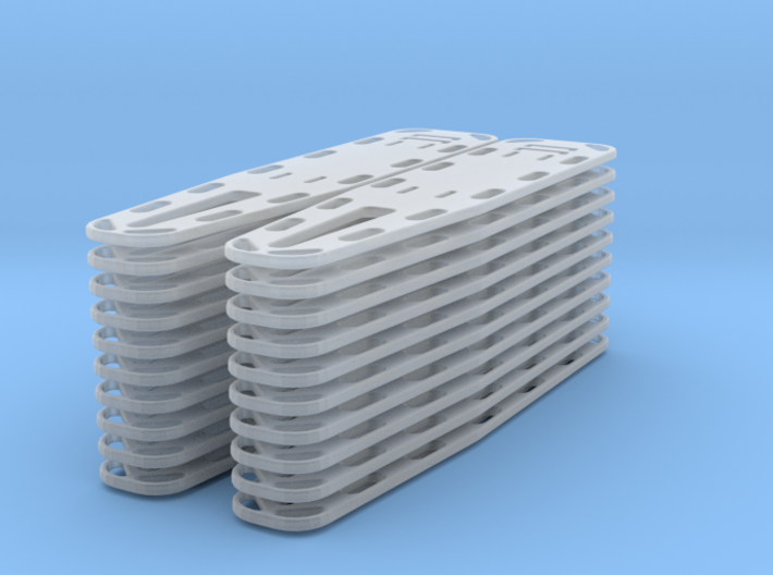 1/35 Spine Board set of 20 3d printed