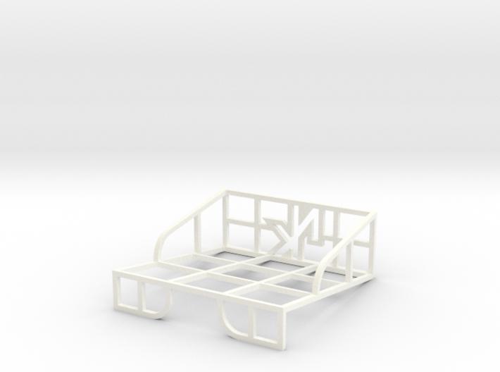 Standard Card Deck 3d printed