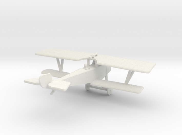 Nieuport 12 Single-Seater (1:144) 3d printed