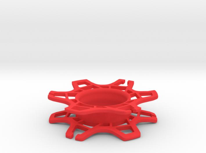 Gear Wrap 3d printed