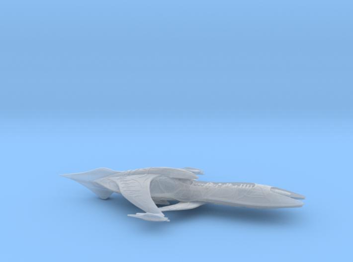 ISA_gunboat_6inch 3d printed