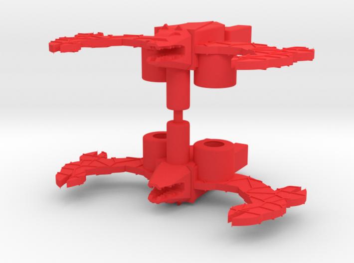Acro Bat 3d printed