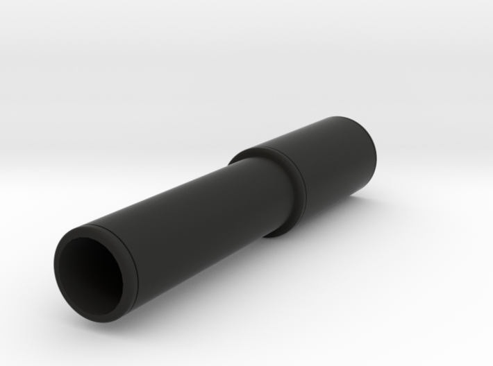 MAC-11 Mock Silencer for Nerf Modulus 3d printed