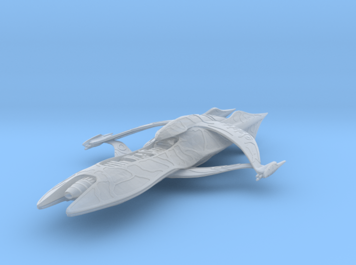 ISA_gunboat2fin_6inch 3d printed
