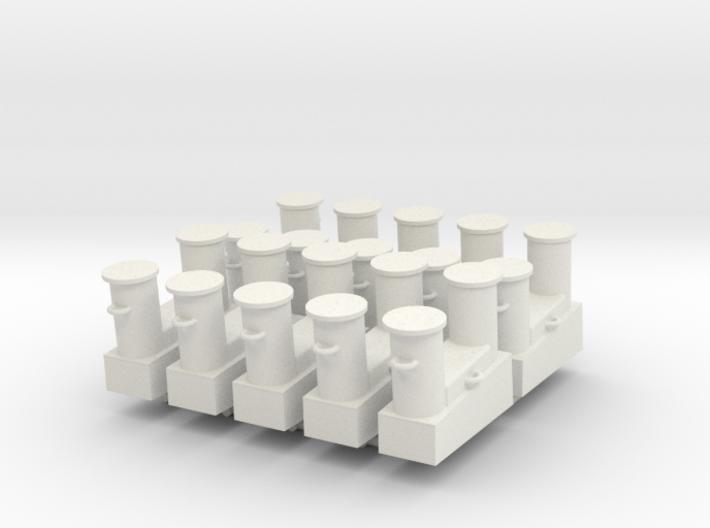 Poller - 1:50 - 10X 3d printed