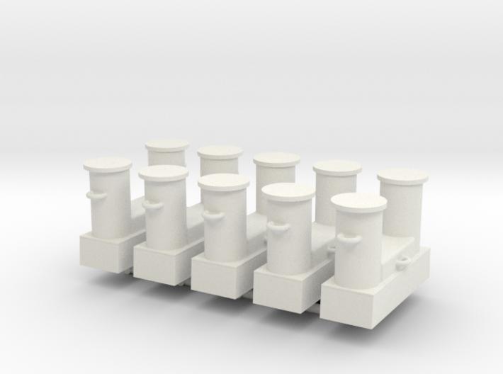 Poller - 1:50 - 5X 3d printed