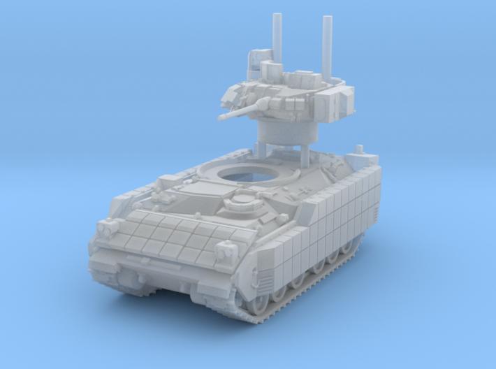 M2A3 Bradley Busk III Scale: 1:160 3d printed