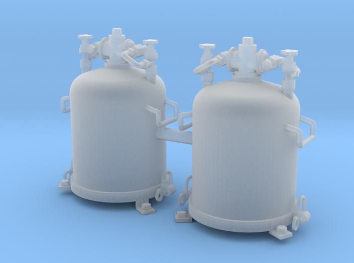 Nebelkanne in 1 zu 40 updated version 3d printed