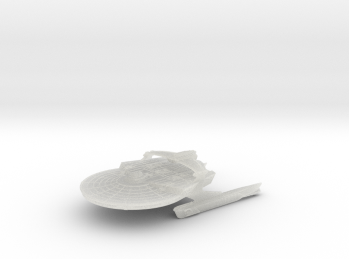 Earth Medium Cruiser 002 3d printed