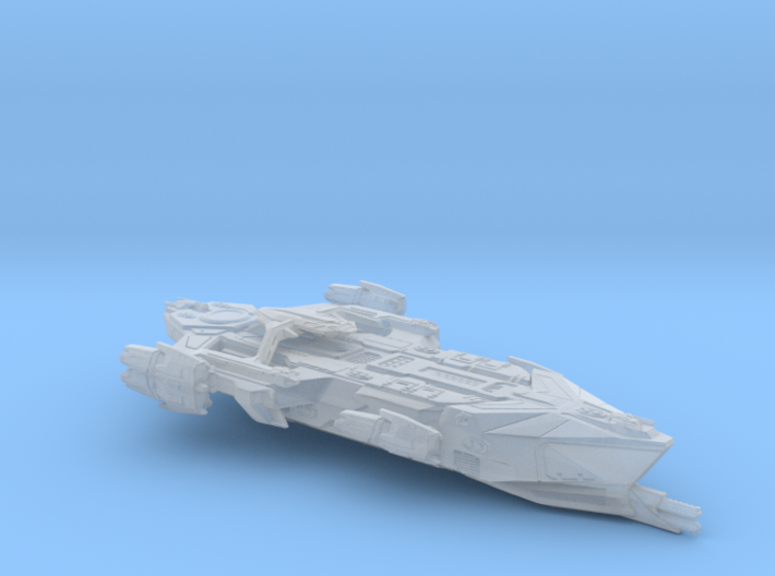 Scoutcarrier 3d printed