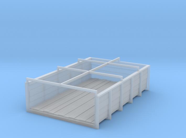farm box for 41-46 truck model 3d printed