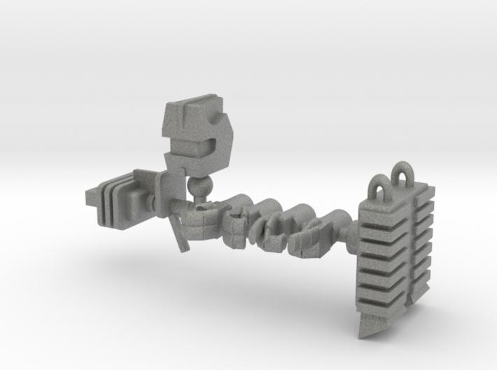 Galactic Defender Rom Kit 3d printed