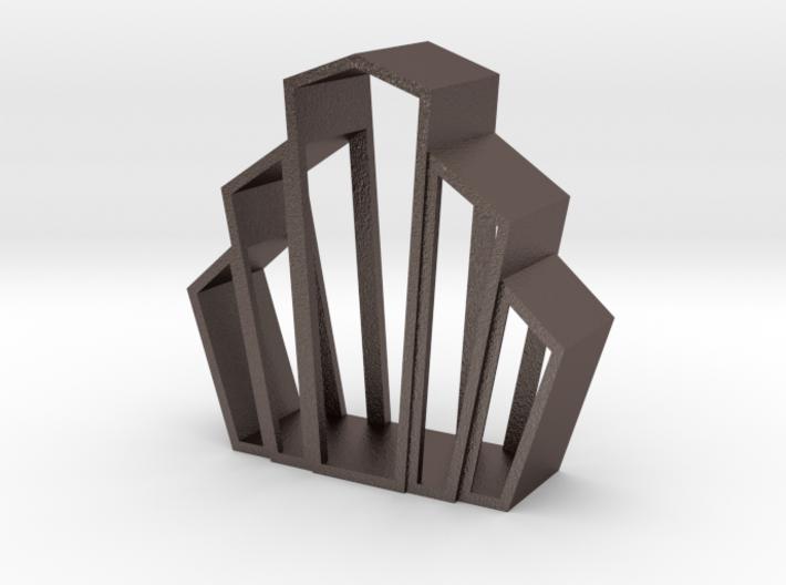 Art Deco Object 3d printed