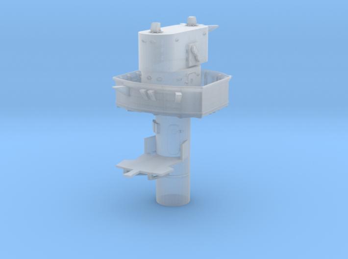 1/350 DKM Lützow Main Mast 3d printed