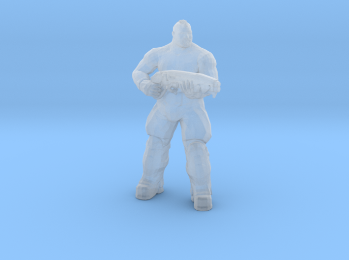 Gears of War Tai Tortured gnasher mini boardgame s 3d printed