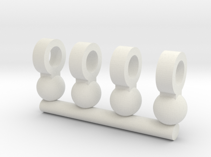 Megami Device Replacement Shoulder Joint 3d printed