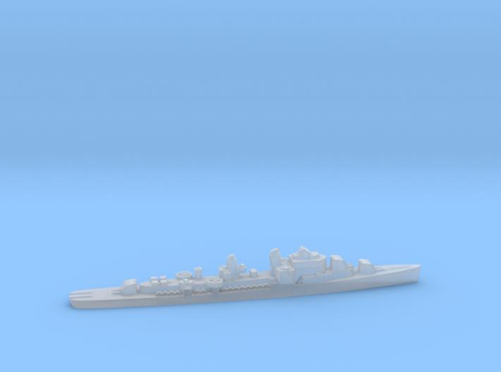 USS Shannon destroyer ml 1:1800 WW2 3d printed