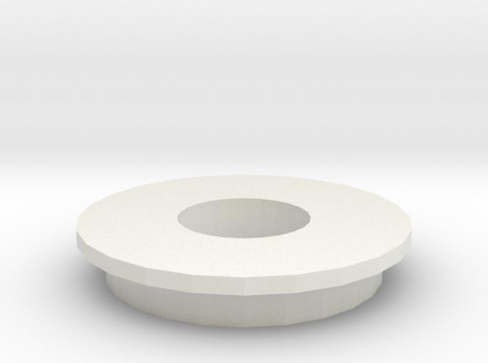 IGOR Short Profile Barrel Tip 3d printed